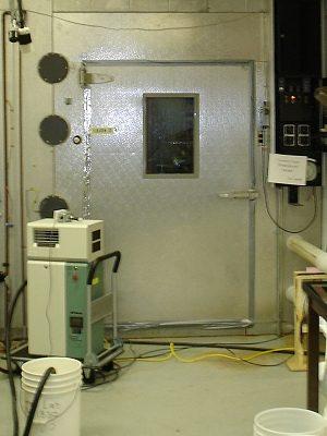 Freezer for lab testing to -40ºC/-40ºF