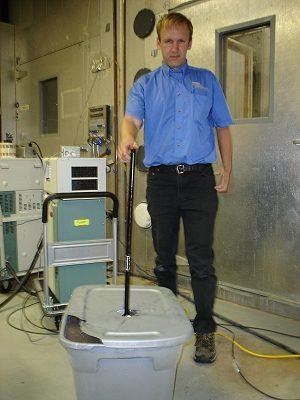 SamsonRiser™ Irrigation Riser tested past to -40ºC/-40ºF